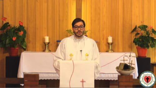 Culte en ligne paroisse de Châtenay
